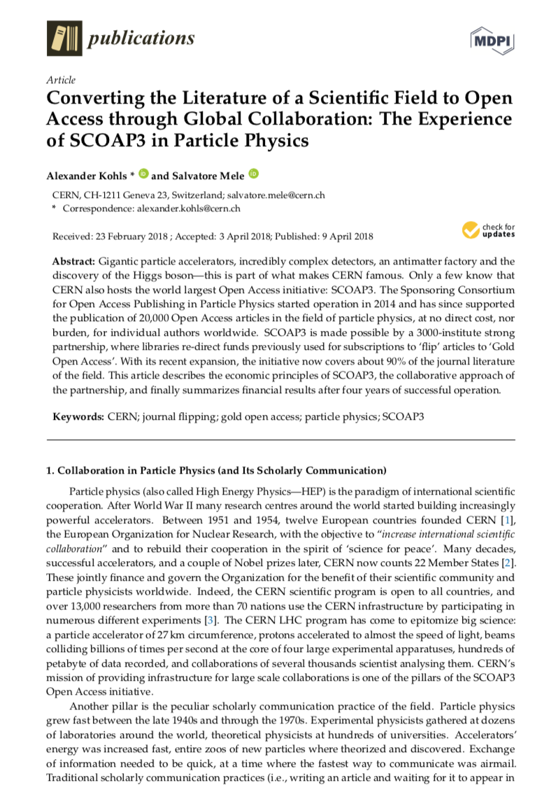 Download SCOAP3 Review Article